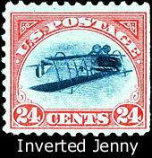 inverted jenny